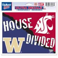 Washington State Cougars Stickers Decals Bumper Stickers