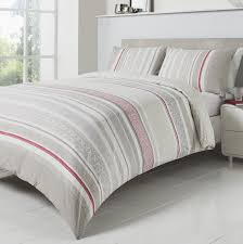 duvet cover double covers gray bedding