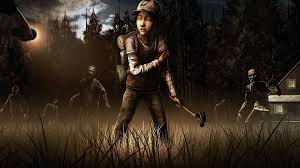 the walking dead game wallpapers