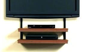 wall shelves for dvd player shelf ideas