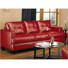 501831 coaster furniture samuel red