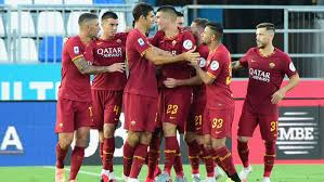 Highlights of Roma's 3-0 Victory Over Brescia - Chiesa Di Totti