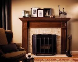 20 traditional fireplace mantel design