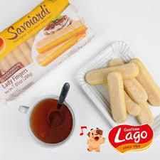 Chào ngày mới cùng Lago Savoiardi nào cả nhà - Bánh kẹo cao cấp nhập khẩu  Châu Âu