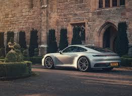 2019 porsche 911 992 carrera 4s uk