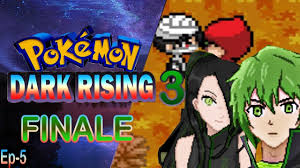 Pokemon Dark Rising 3 Part 5 | We Helped A Thief | Pokemon Fan Game Game...