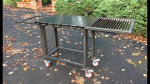 welding and plasma cutting table