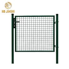 China Practical Wall Grille Metal Wire Mesh Fence Door Garden Gate China Garden Gate Fence Gate