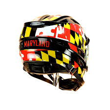 Maryland Flag Headwrapz Decals Headwrapz