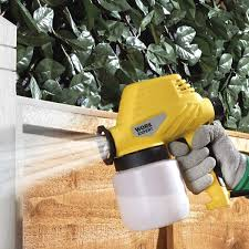 Work Expert Wall And Fence Paint Sprayer Clifford James
