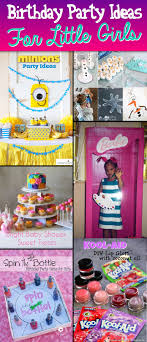 birthday party ideas for little s