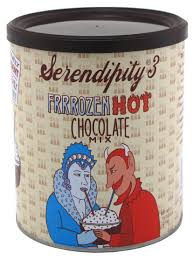 Amazon.com : Serendipity 3 Frrrozen Hot Chocolate Mix 18oz ...