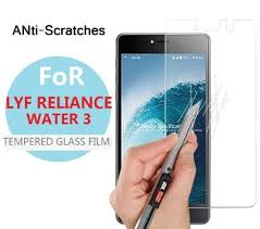 tempered glass for lyf water 1 2 4
