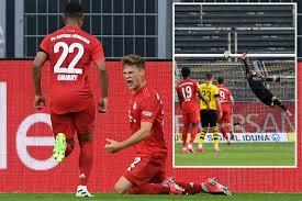 Borussia Dortmund 0-1 Bayern Munich LIVE: Stream free, score ...
