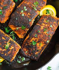 Blackened Salmon {BEST Easy Recipe ...