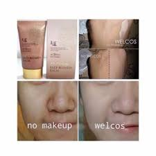 welcos no makeup face blemish balm spf