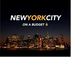 new york city on a budget with 100