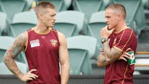 Powerful interview from Dayne and Claye Beams - Opening up about their  father's death and mental health. : AFL