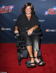Abby Lee Miller details the challenges of being in a wheelchair ...