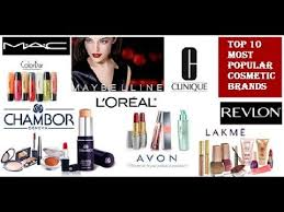 top 10 makeup brand saubhaya makeup