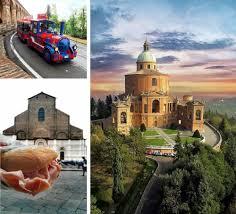 TRAIN TO SAN LUCA AND FOOD TASTING - Bologna Tour