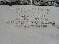 Marie Louise Schwartz McCloskey (1908-1965) - Find A Grave Memorial