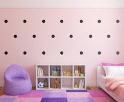 Diy Polka Dots Wall Decals Vinyl Decal Home Decor Gold Wall Sticke The Personalized Gift Co