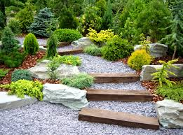 create your own rock garden