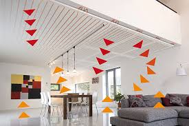 how does ceiling heating work variotherm