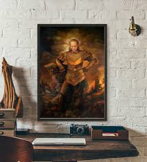 Ghostbusters Wall Art Silk Prints Poster Paintings Living Room No Frame With Free Shipping Worldwide Weposters Com