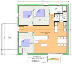 maison plain pied 80 m2 3 chambres
