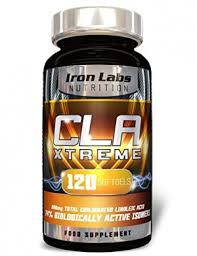 iron labs nutrition cla