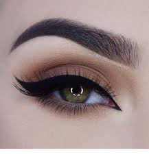 cute makeup for green eyes natural