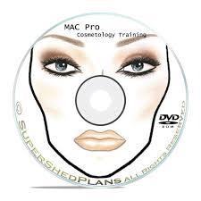 1800 makeup face charts mac pro