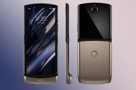 Motorola Razr colours: Gold leaks but what we really want is si