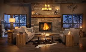 high country 8000 wood fireplace