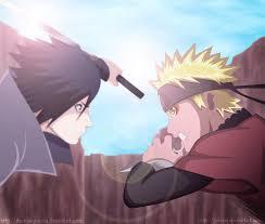 MS Sasuke vs Sage Naruto - Battles - Comic Vine
