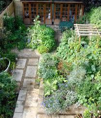 ornamental kitchen garden sustenance