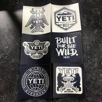 Yeti Handmade Stickers Mercari