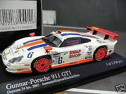 PORSCHE 911 GT1 G99 #6 Gunnar Swap Shop 03 PMA 143 on PopScreen