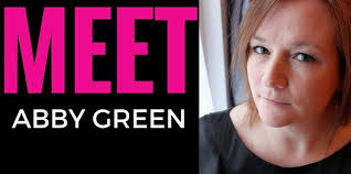 35 books and counting: Meet author Abby Green – Mills & Boon Blog