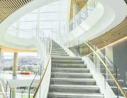 Base Shoe Commercial Glass Railing Trex Commercial Products