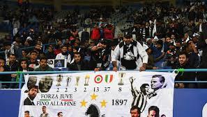 Le foto dei tifosi entusiasti per la Supercoppa - Le foto dei ...