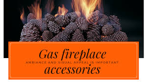 gas fireplace accessories gas