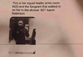 Vanessa Guillen: The Dead Suspect Had Walked in on Fort Hood ...