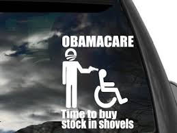 Fgd Anti Obamacare Rear Window Decal Family Graphix Llc