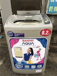 Máy giặt Sanyo Aqua 8,2kg - 68569758 - Chợ Tốt