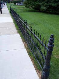 5 Tips For Iron Fence Care And Maintenance Iron Fence Cast Iron Fence Metal Fence