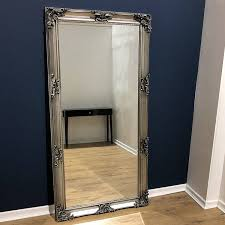 pretty antique wall mirrors large