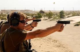 The P226 Handgun Is the Navy Seal's Favorite Gun for 1 Reason |  RealClearDefense